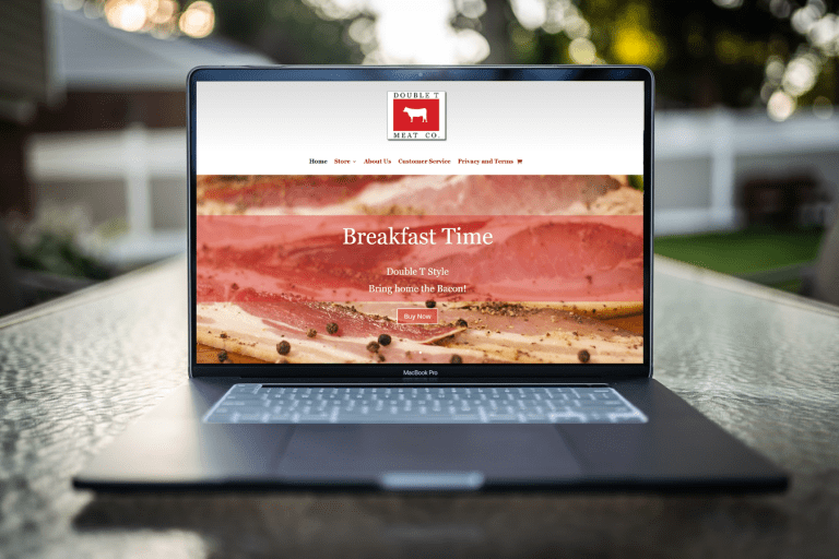 Double T Meat: New Website