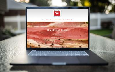 Double T Meat: New Website